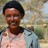 High-yielding chickpea varieties have transformed Temegnush Dhabi's farm in East Shewa, Central Ethiopia