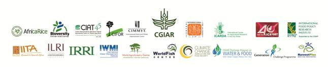All CGIAR centers and programs call for action at Rio+20