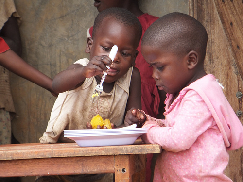 New study finds that orange sweet potato reduces diarrhea in children