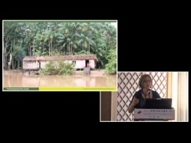 Christine Padoch presents: Managing forests for food security