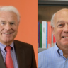 The Board is happy to announce the arrival of two new members: Dr. Klaus Leisinger , founder and president of the Global Values Alliance Foundation in Basel, and Paul Zuckerman , Chair and CEO of Zuckerman & Associates LLC