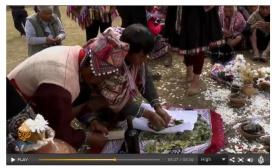 Peru's Potato Guardians.  Source: Aljazeera