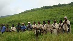 Ethiopia- Community Based Rainfed Watershed Management