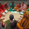 Women attending capacity development meeting in Bangladesh. Photo: WorldFish/Flickr