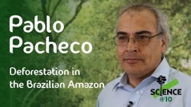 Pablo Pacheco – Actor-specific contributions to the deforestation slowdown in the Brazilian Amazon