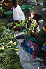 Vegetable sellers at Mongu Central Market. Photo by Anna Fawcus.