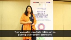 Why forests are key to the SDGs – Fabiola Muñoz Dodero