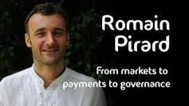 Romain Pirard – From markets to payments to governance