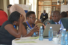 CCAFS East Africa Regional Impact Pathway and Planning Workshop