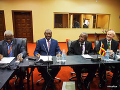 Extraordinary Session of the AfricaRice Council of Ministers