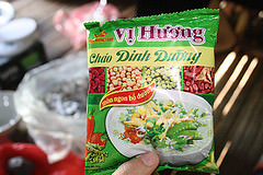 Typical Vietnamese ready-to-eat meal boasts high diversity